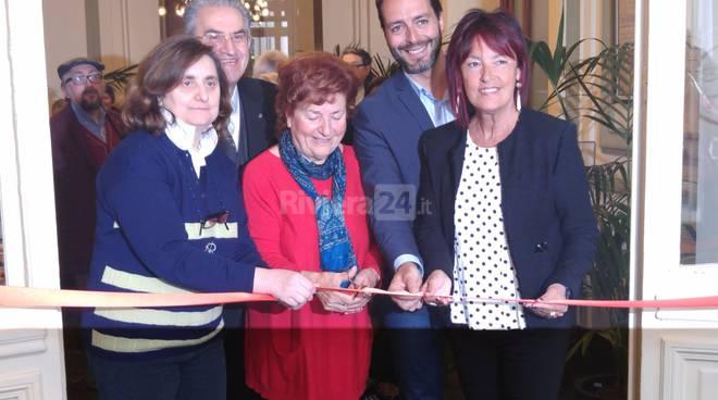 """Inaugurazione mostra """"Ceresani, un fotografo a Sanremo"""""""
