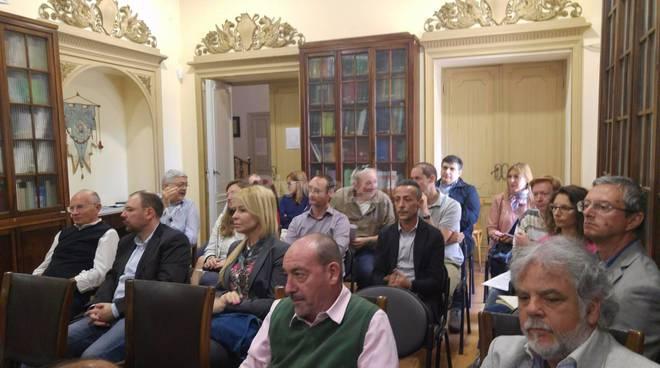 Incontro al Crea of – Centro di orticoltura e florovivaismo a Sanremo