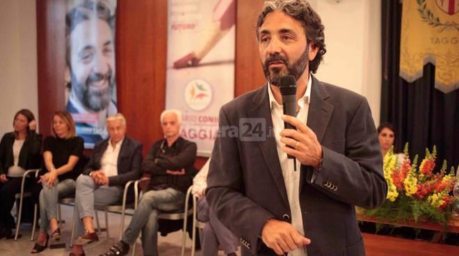 Presentazione lista Insieme candidato sindaco Mario Conio