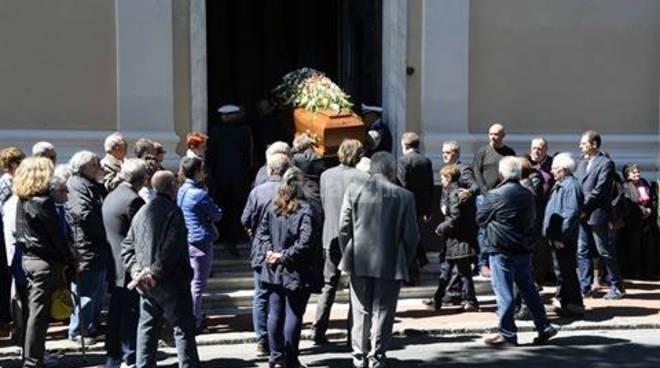 riviera24 -  Andrea Guglieri funerale