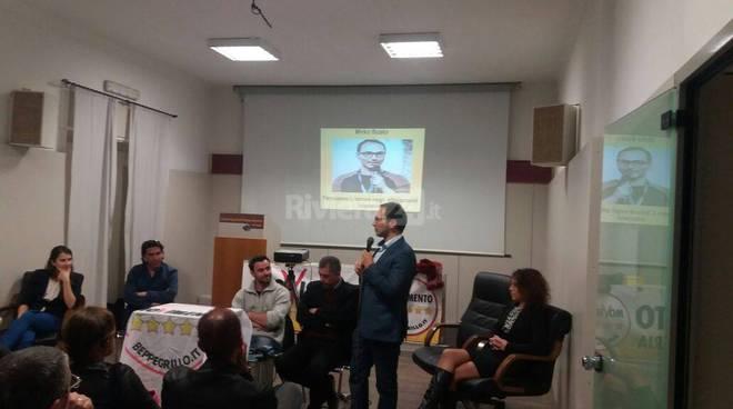 Riviera24 - Cittadini Attivi Imperia dibattito alimentazione sostenibile