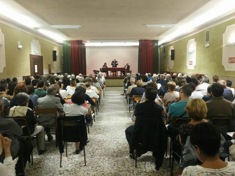riviera24 - Conferenza di Enzo Bianchi