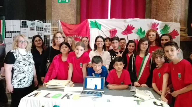 riviera24 - consiglio comunale dei ragazzi di Vallecrosia