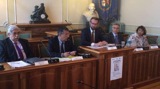 """riviera24 - convegno """"Il ruolo delle fondazioni per lo sviluppo del territorio"""""""