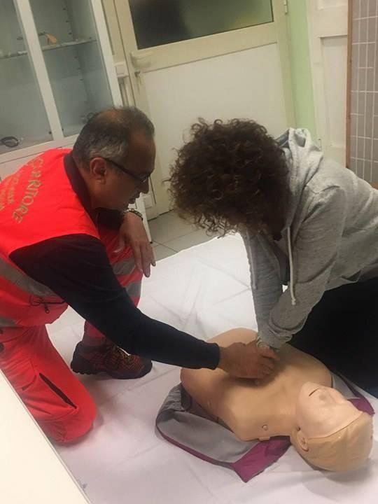 riviera24 - corso primo soccorso Croce Verde Arma Taggia
