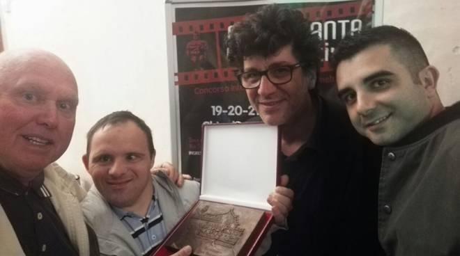Riviera24-Di Gerlando premiato a Lucca