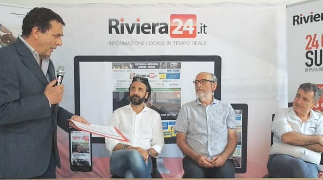 Riviera24-dibattito rimandato Nigro incidendato