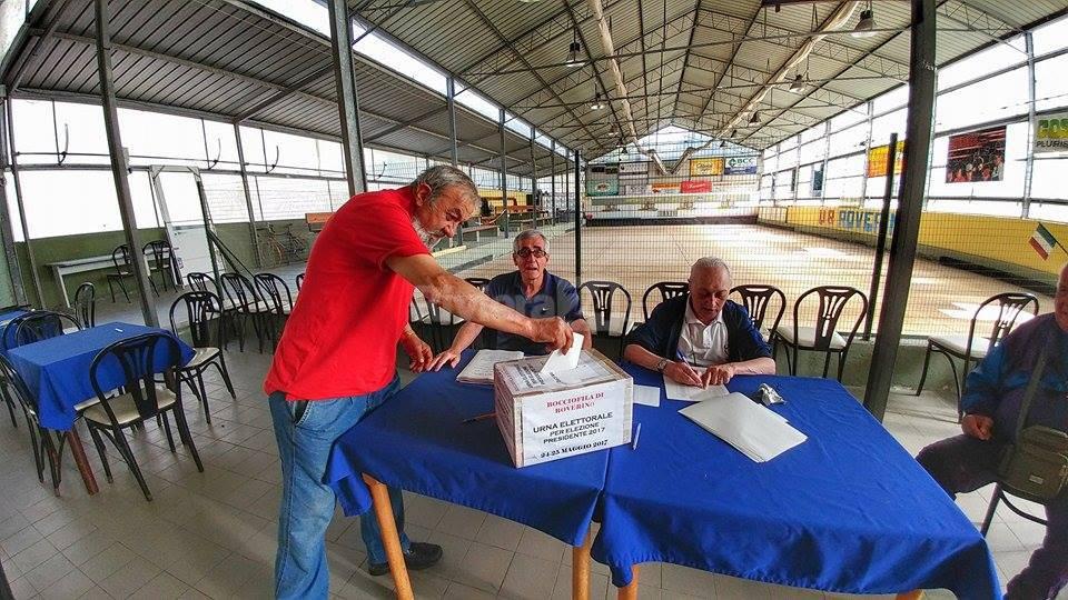 riviera24 - Elezioni alla Bocciofila di Roverino
