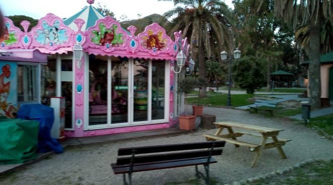 riviera24 -  Giardini pubblici T. Reggio a Ventimiglia