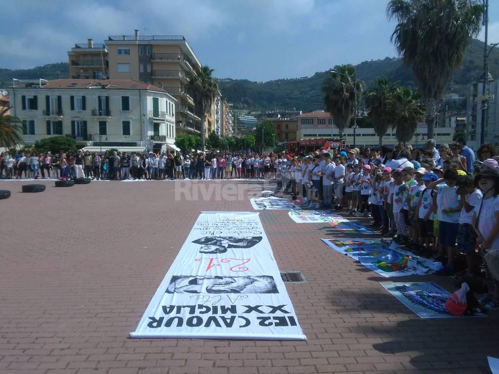 riviera24 - Giornata della legalità a Ventimiglia