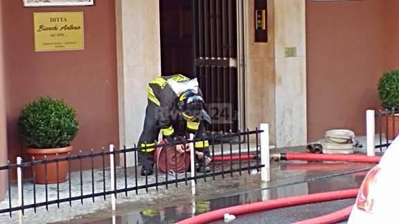 riviera24 - incendio vittoria arma di taggia
