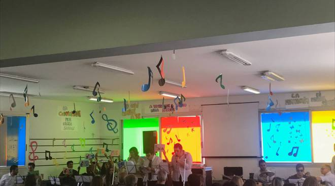 riviera24 - Laboratorio di Musicoterapia
