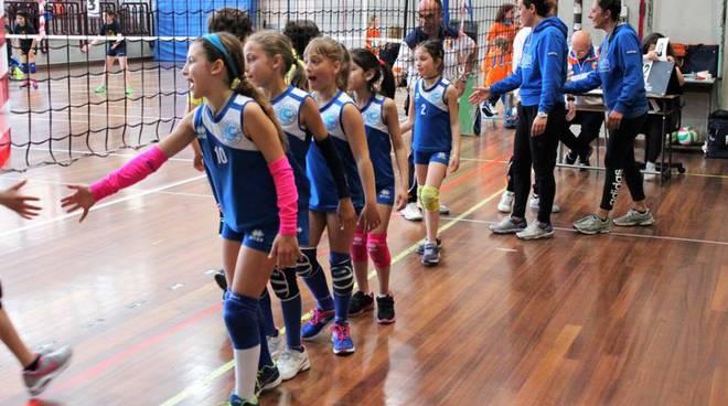 riviera24 - Maurina Volley under 10