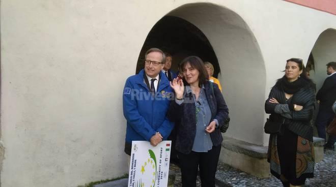 riviera24 - Presentato a Vallebona 'L'Arco del Benessere'