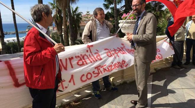 riviera24 - Rifondazione Comunista contro il nuovo sistema elettorale della Provincia