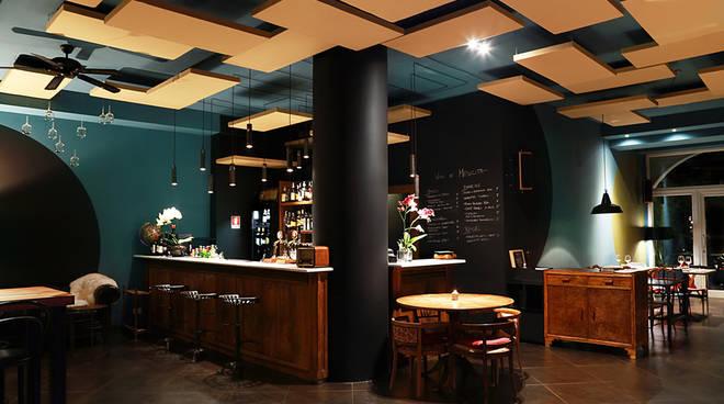 riviera24 - ristorante Velvet di Bordighera spazio alla Pop Art