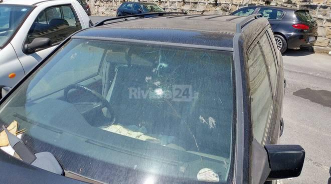 riviera24 - Sanremo auto abbandonate