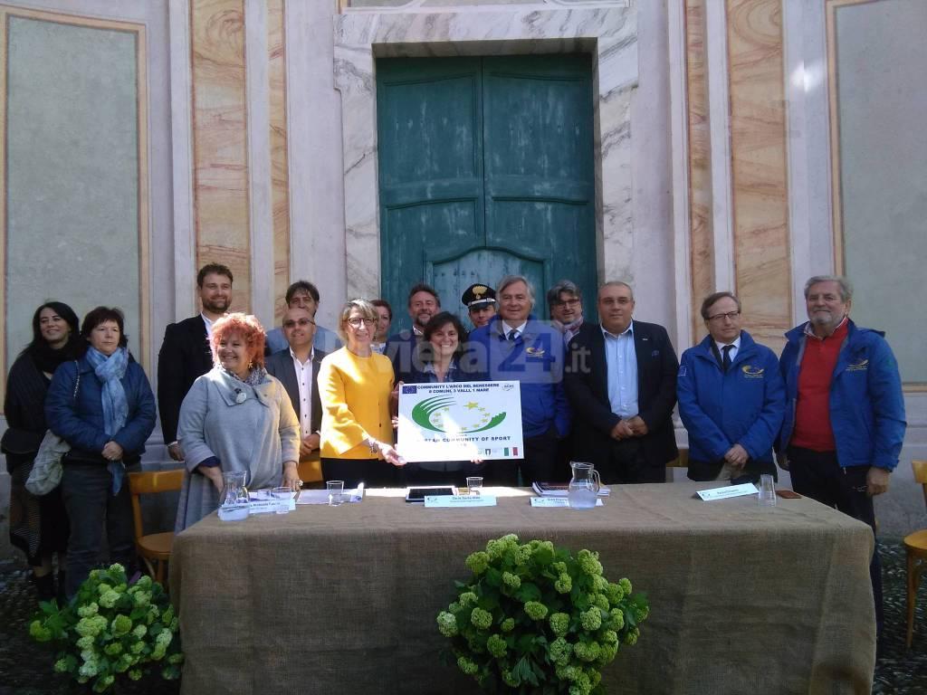 riviera24 - Vallebona si candida 'European Community of Sport 2019'