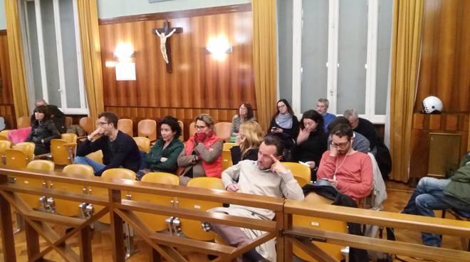 Sanremo consiglio comunale su biodigestore 3 maggio 2017