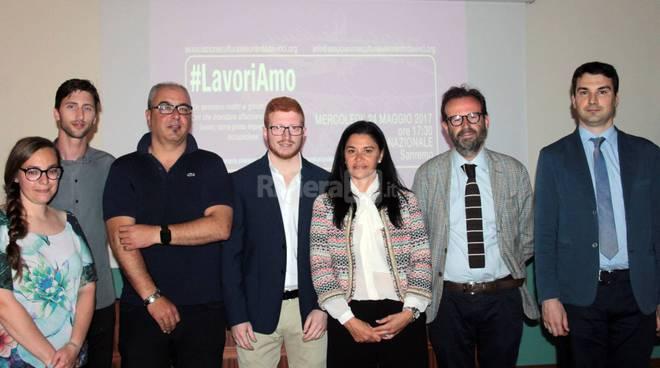 """Sanremo, seminario LavoriAmo della """"Leonardo da Vinci"""""""
