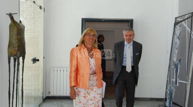 Sopralluogo onorevole Gelli a Ventimiglia