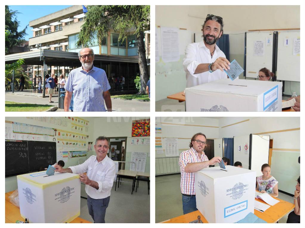 candidati taggia al voto