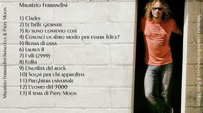 L\'ultimo  lavoro di Maurizio Ferrandini da oggi su tutti gli store on line (Cd + book)
