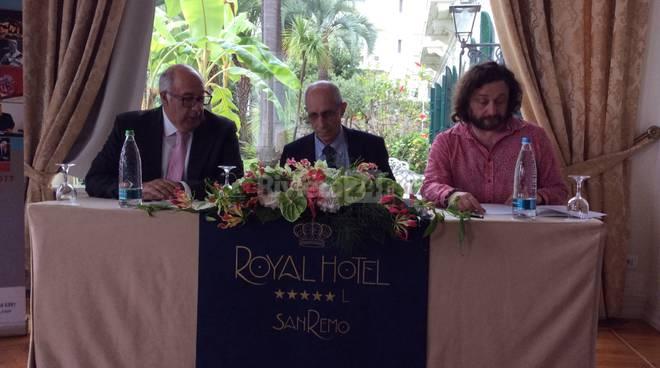 Conferenza stampa Folies royal