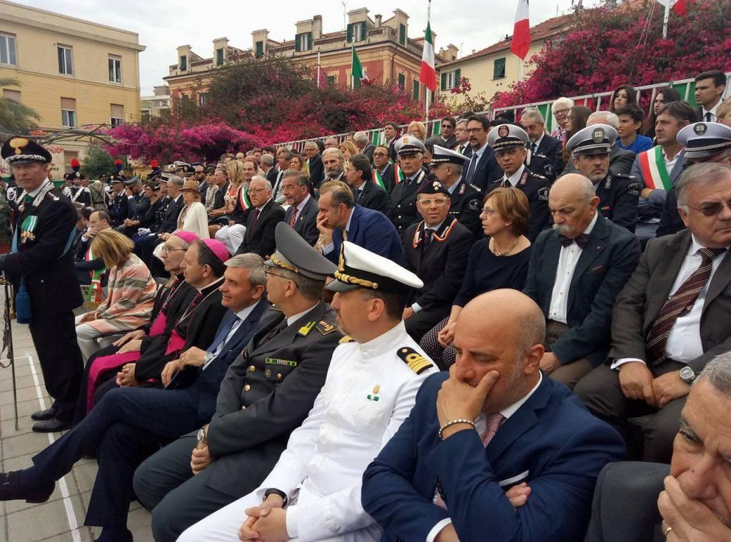 Festeggiamenti 203 anni arma dei carabinieri