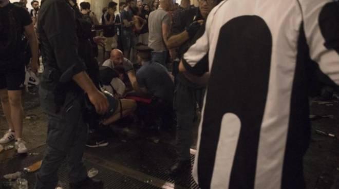 Il dramma di Torino durante la partita Real Madrid-Juventus
