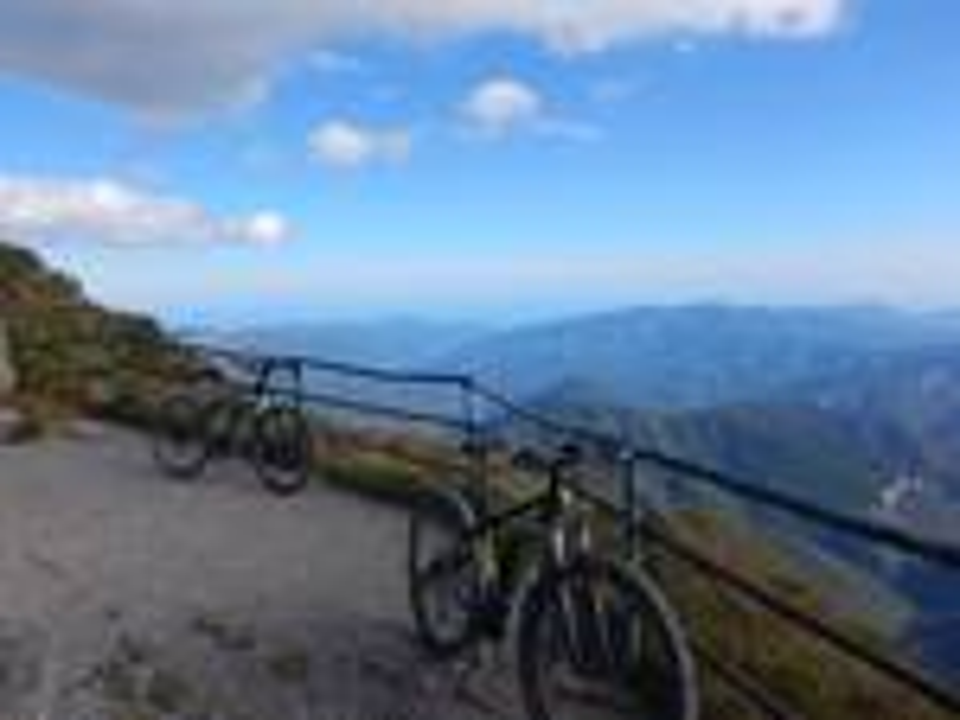 La rinascita di Monesi passa dall'escursionismo alla mountain bike