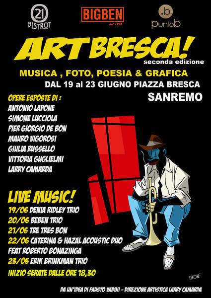 "Locandina ""Art Bresca!"""