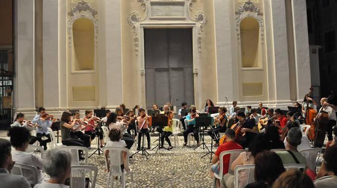 Orchestra giovanile della Pigna