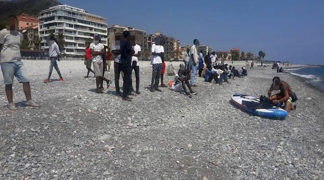 Ventimiglia, 16enne sudanese annega alla foce del Roja