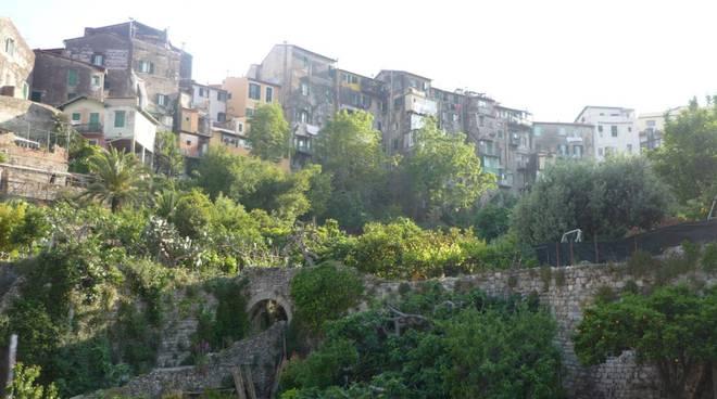 Riviera24-antiche mura ventimiglia