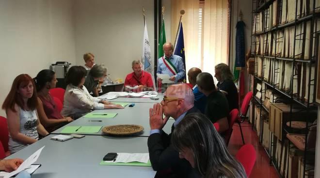 Riviera24 - Bajardo primo consiglio comunale 20 giugno 2017