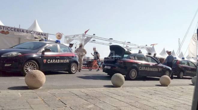 riviera24 - carabinieri calata cuneo imperia
