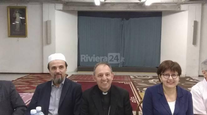 riviera24 - Cena/iftar di beneficenza a Ventimiglia