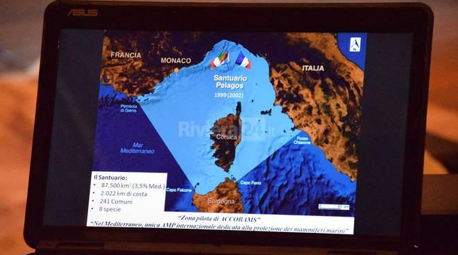 riviera24_convegno sul santuario Pelagos
