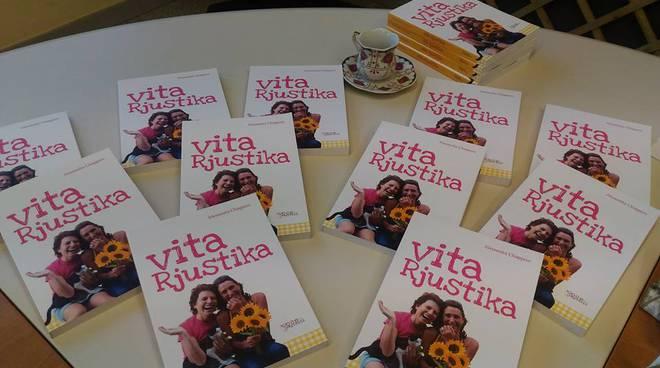 """riviera24 - Costarainera, presentazione del libro """"Vita Rjustica"""" di Alessandra Chiappero"""