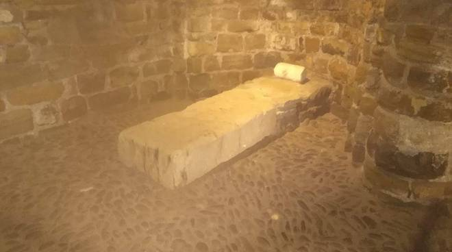 riviera24 - Cripta della Chiesa di Sant'Ampelio a Bordighera
