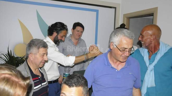 riviera24 - elezioni taggia point conio 2017