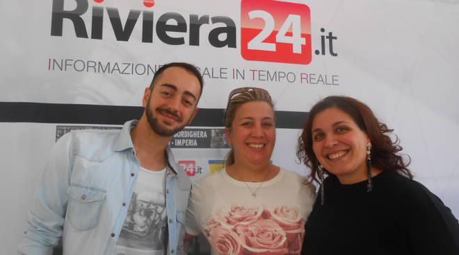 Riviera24 - Fabio Martini Alessandra Camia Ilenia Bongiovanni Anspi Zonale Ventimiglia Sanremo