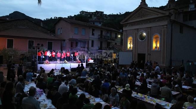 Riviera24 - festival delle corali Trucco di Ventimiglia