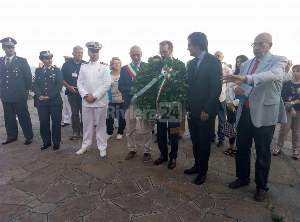 riviera24 - Imperia ha ricordato il suo eroe: il generale Manuel Belgrano