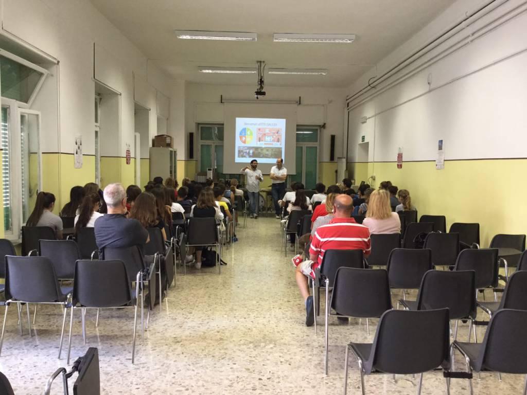 riviera24 - Media Nobel dell'Istituto Comprensivo Sanremo Ponente