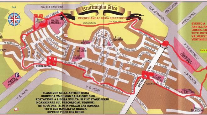 riviera24 - Mura storiche di Ventimiglia