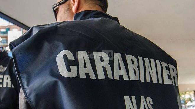 riviera24 - Carabinieri Nas