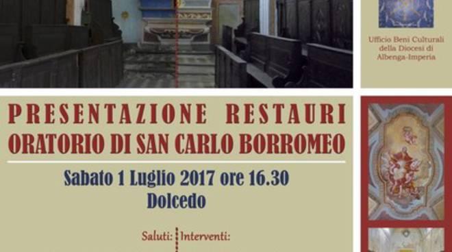 riviera24 - Oratorio di San Carlo Borromeo