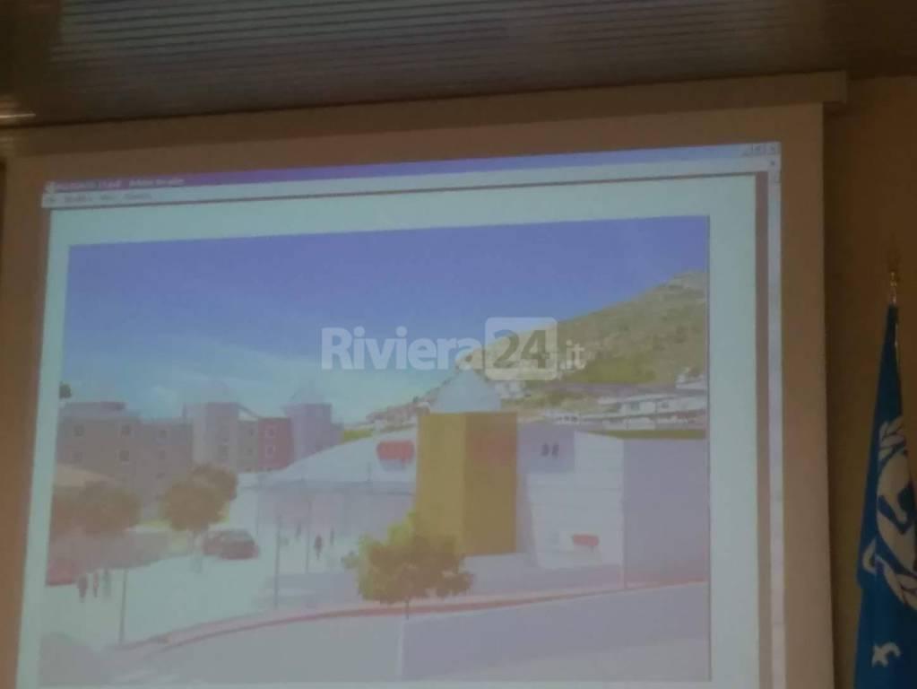 riviera24 - Progetto centro commerciale Coop a Ventimgilia